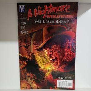 Nightmare On Elm Street (Issue #1)